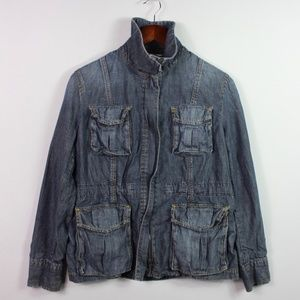 GAP Limited Edition Women's Denim Jacket Size M